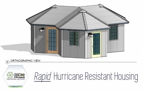 Rapid Hurricane Restant Housing